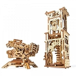 UGears Mechanical Models - Mechanical Archballista-Tower