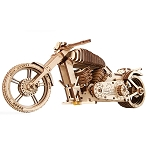 UGears Mechanical Models - Mechanical Bike VM-02