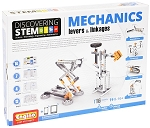 Engino Robotics STEM Mechanics: Levers & Linkages Set