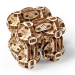 UGears Mechanical Models - Mechanical Flexi-Cubus
