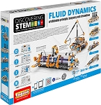 Engino Robotics STEM Fluid Dynamics Buoyancy Principle Set