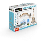 Engino Robotics STEM Architecture Set (Eiffel Tower & Sydney Bridge)
