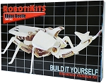 Rhino Beetle Aluminum Metal Bug Kit