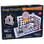 Snap Circuits 3D Illumination - Over 150 Projects