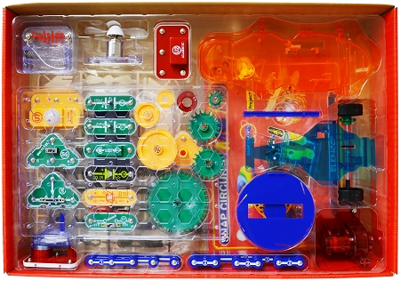 snap circuits motion training program 165 projects rh steamlinetoys com Magnetic Snap Circuits Snap Circuits Extreme