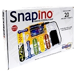 Snap Circuits Snapino Making Coding a Snap - Over 20 Projects
