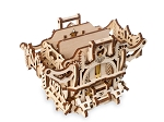 Table-Top Games Deck Box ~ UGears Mechanical Models