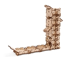 UGears Mechanical Models - Mechanical Table-Top Games Dice Tower