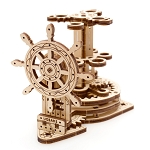 Wheel-Organizer ~ UGears Mechanical Models