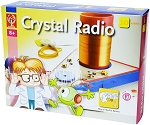 Edu-Toys Edu-Science Green Learning - Crystal Radio