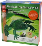 Edu-Toys Edu-Science Simulated Frog Dissection Kit
