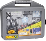 Edu-Toys Edu-Science Microscope Set in Carrying Case