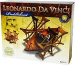 Leonardo da Vinci Edu-Science - Paddleboat Assemble Set