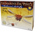Leonardo da Vinci Edu-Science - Mechanical Butterfly Assemble Set