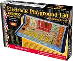 Elenco Project Labs D-I-Y 130-in-1 Electronics Playground - AM broadcast station and More
