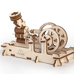 Pneumatic Engine ~ UGears Mechanical Models