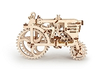 UGears Mechanical Models - Mechanical Tractor