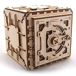 UGears Mechanical Models - Mechanical Safe