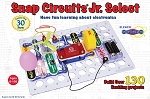 Snap Circuits Jr Select Kit - 130 Projects Kit
