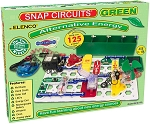 Snap Circuits Green Energy Resources Training Program - 125 Projects