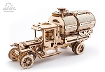 UGears Mechanical Models - Mechanical Tanker Truck