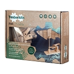 Timberkits Fish Mechanical Wooden Model Kit