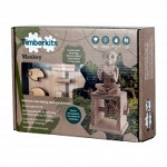 Timberkits Cheeky Monkey Mechanical Wooden Model Kit