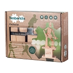 Timberkits Guitarist Mechanical Wooden Model Kit