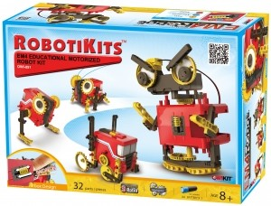Owi EM4 Educational Motorized Robot Kit