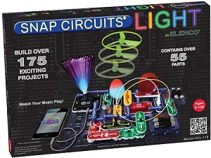 Snap Circuits Light Training Program - 175 Projects