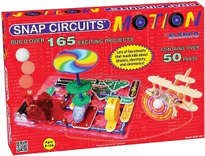 Snap Circuits Motion Training Program - 165 Projects